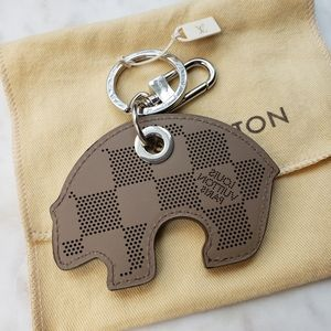Louis Vuitton Summer Melody Keychain Authentic